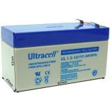 Akumulator żelowy ULTRACELL UL 12V 1.3AH