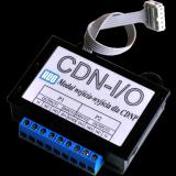 ACO CDN-I/O Moduł przekaźnikowy dodatkowych wejść i wyjść do CDNP lub INSPIRO