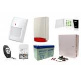 Alarm Satel Micra, LED, MPT-300, 2xMPD-300 PET, syg. zew. Beewell