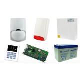 Alarm Satel CA-5 LED 3xLC-100 PI, syg. zew. Beewell