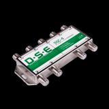 Sumator RTV/SAT x4 DSE SSC4, do quada