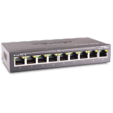 SWITCH TG-NET P1009D-8POE 96W (48V 2A)