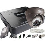 Zestaw monitoringu ahd 1 kamera 720P