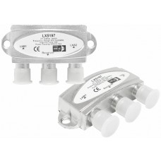 Przęłącznik DiSEqC 2x1 mini - ZLAC-8884 / LX