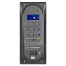 ACO CDNP6ACC ST CENTRALA DOMOFONOWA grzałka LCD. RFID MASTER