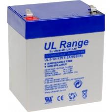 Akumulator żelowy ULTRACELL UL 12V 5AH