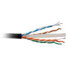 KABEL TELEINFORMATYCZNY KAT.6 U/UTP ZEWNĘTRZNY ŻELOWANY