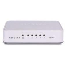 SWITCH NETGEAR GS205
