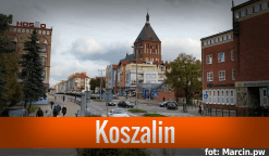 monitoring Koszalin