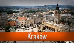 monitoring Kraków