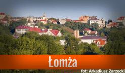 monitoring Łomża