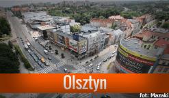 monitoring Olsztyn