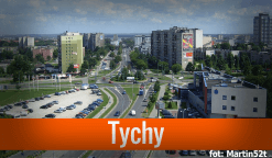 monitoring Tychy
