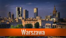 monitoring Warszawa