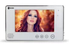 Wideodomofony IP i cyfrowe, domofony z kamerą