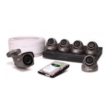 Zestawy do systemów monitoringu HD-CVI