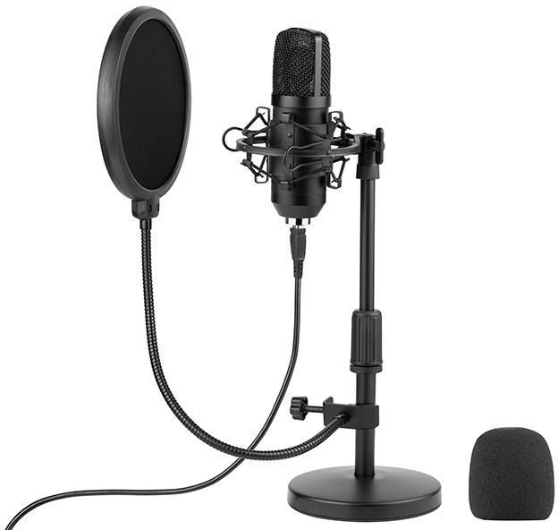 Zestaw z mikrofonem tracer premium pro USB