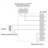 OUTLET: DOMOFON COMMAX DP-2HPR/DR-2PN (OUTLET)