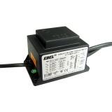 Laskomex TR/B 2300 Zasilacz z bezpiecznikiem termicznym (25VA, 12/14 V)  ZS-K-25/01