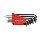 Zestaw kluczy imbusowych YATO YT-5835