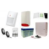 Alarm Satel Micra, LED, 2xMPT-300, 2xMPD-300 PET, syg. zew. Beewell