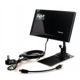 Antena mobilna DVB-T SLIM VHF UHF