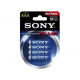 Baterie SONY AAA LR03 ALKALINE (blister 4szt.)