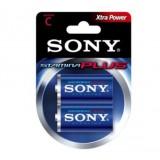 Baterie SONY LR14 ALKALINE (blister 2szt.)