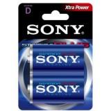 Baterie SONY LR20 STAMINA PLUS (blister 2szt.)
