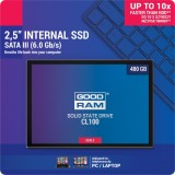 DYSK SSD GOODRAM CL100 G2 480GB SATA3