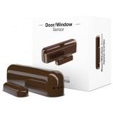 FIBARO Door/Window  Sensor (c. brąz kontaktron dzwiowo-okienny)