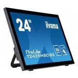 "Monitor LED IIYAMA T2435MSC-B2 24"" dotykowy"