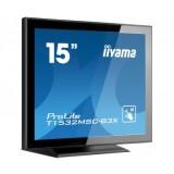 "Monitor LED IIYAMA T1532MSC-B3X 15"" dotykowy"