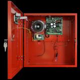 Zasilacz do systemów przeciwpożarowych PULSAR EN54-7A28LCD