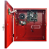 Zasilacz do systemów przeciwpożarowych PULSAR EN54-5A40