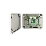 Zewnętrzne zabezpieczenie przeciwprzepięciowe IP serii EXTREME z ochroną PoE EWIMAR BOX PTF-1-EXT+/PoE
