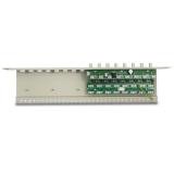 Zabezpieczenie przepięciowe na koncentryk i skrętkę z dystrybucją zasilania EWIMAR LKTO-8R-FPS