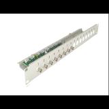 Separator i transformator wideo z dystrybucją zasilania EWIMAR LST-8R-FPS