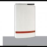 JA-1x1-C-WH Biały front do sygnalizatorów zewnętrznych JA-111A, JA-151A oraz JA-163A,   czerwone światło JABLOTRON JA-1x1-C-WH