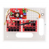 Zestaw do 9 kamer IP switch PoE 9P+1UP ATTE IP-9-11-E