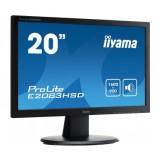"Monitor LED IIYAMA E2083HSD-B1 20"" DVI"