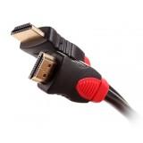Kabel HDMI-HDMI GETFORT PREMIUM 1.4 5m