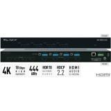 Key Digital Matryca HDMI 4K/18G z niezależnym przełączaniem audio KD-MS4x4G