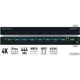 Key Digital Matryca HDMI 4K/18G z niezależnym przełączaniem audio KD-MS8x8G