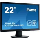 "Monitor LED IIYAMA E2283HS-B3 21,5"" HDMI DisplayPort"