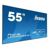 "Monitor LED IIYAMA LH5582SB-B1 55"""