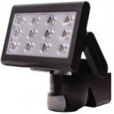 Naświetlacz LED AREN 25W 3000K PIR IP44