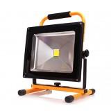 Naświetlacz przenośny LED TEMPO 20W 4000K z akumulatorem