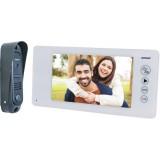 """Wideodomofon ORNO 7"""" biały OR-VID-JS-1040/W"""