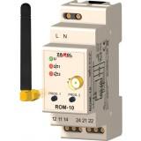 Radiowy odbiornik modułowy 2-kan. EXTA FREE ROM-10